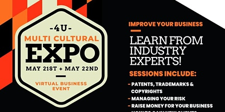 4U Company Multicultural Business Expo tickets
