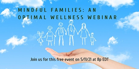 How can our family incorporate mindfulness into a busy schedule? tickets