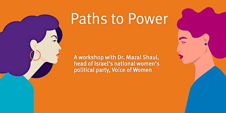Paths to Power: Advancing Women's Leadership in an Unequal World tickets