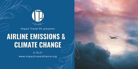 Airline Emissions & Climate Change tickets