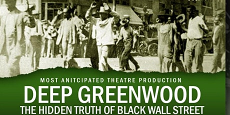 Deep Greenwood Screening tickets