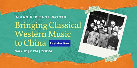 Bringing Classical Western Music to China tickets