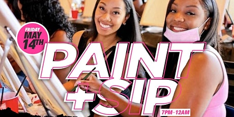 PAINT & SIP - GIRLS NIGHT OUT! (Charleston) 7pm-Until tickets