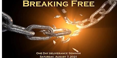 Breaking Free Seminar tickets