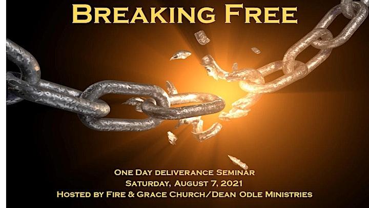 Breaking Free Seminar image