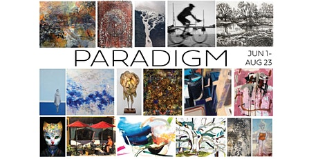 Paradigm Opening Reception tickets