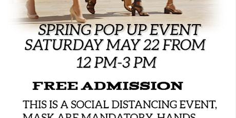Spring Community  Pop Up Shop tickets
