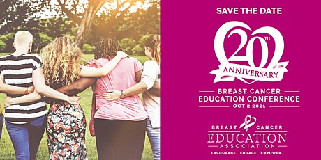 20th Annual Breast Cancer Education Conference tickets