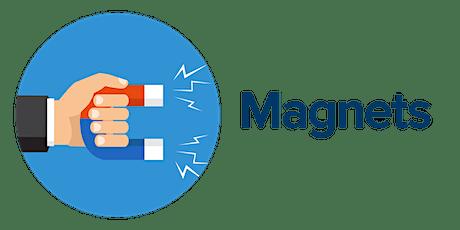 STEM Summer: Magnetics tickets