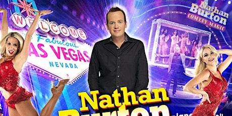 Nathan Burton Comedy Magic Show tickets