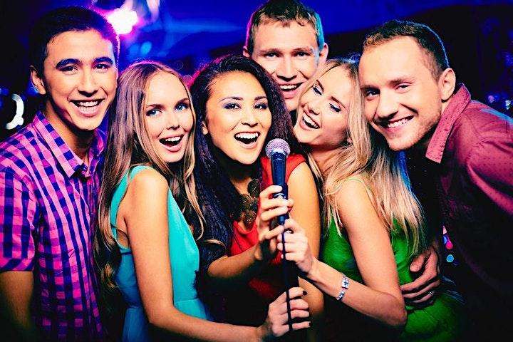 Karaoke Jam on Wednesdays image