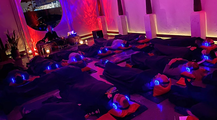 Revive: An Immersive sound healing and movement experience image