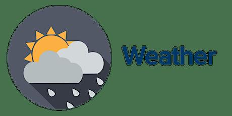 STEM Summer: Weather tickets