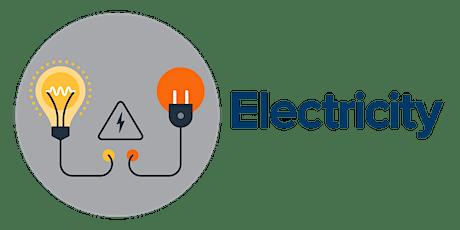 STEM Summer: Electricity tickets