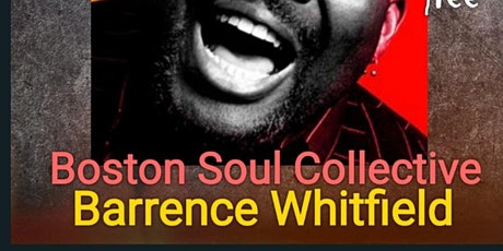 Boston Soul Collective: Barrence Whitfield tickets