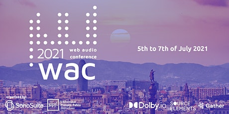 Web Audio Conference 2021 tickets
