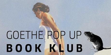 Goethe Pop Up Online Book Klub: Daniela Krien's LOVE IN CASE OF EMERGENCY tickets