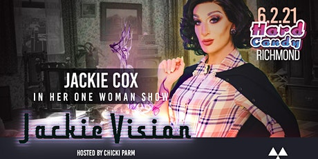 Jackie Cox in JackieVision - Richmond tickets