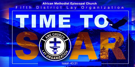 64th Annual Session of the Fifth Episcopal District Lay Organization tickets