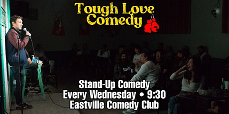 Tough Love Comedy Show! At Brooklyn's Only Comedy Club! Live Comedy! tickets