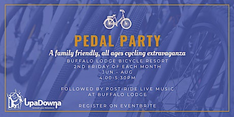 Pedal Party tickets
