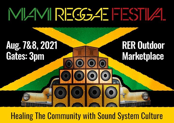 Miami Reggae Festival 2021 image
