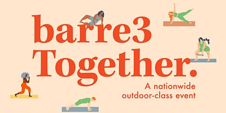 Barre3 Together entradas
