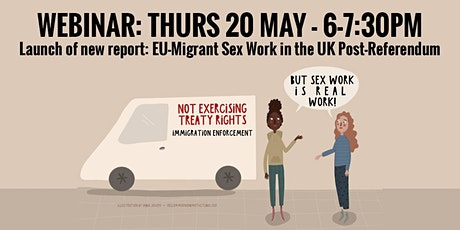 Webinar: Launch of new report: EU-Migrant Sex Work in the UK Post-Referendu tickets
