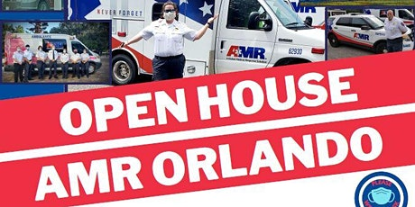 American Medical Response (AMR) Orlando Open House tickets