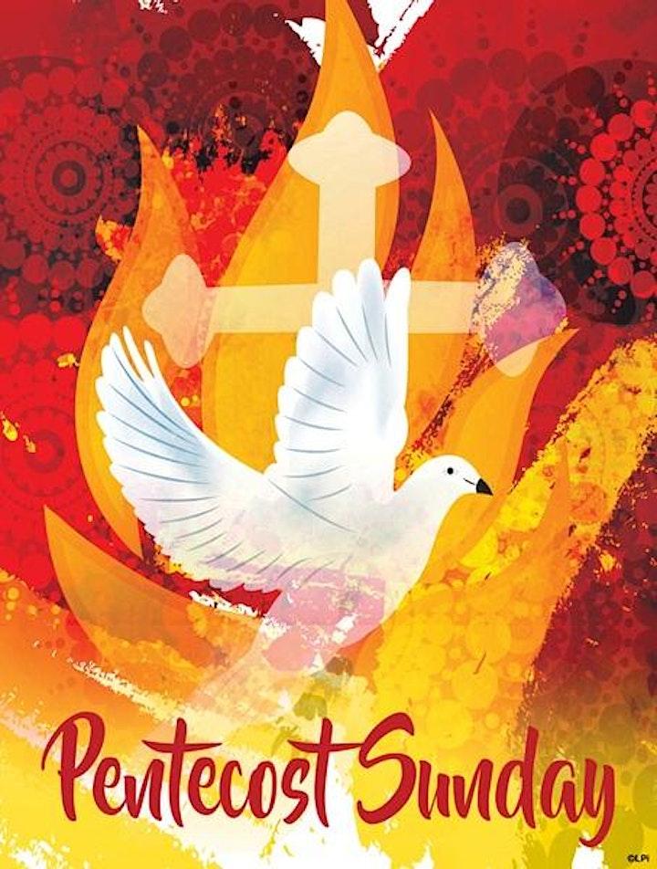 Pentecost Sunday, 9:00AM Mass, May 23rd image
