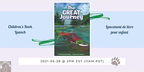 The Great Journey Book Launch! with Ocean Bridge and Ocean Wise tickets
