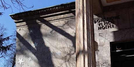 Piero Portaluppi nel quartiere di Porta Venezia biglietti