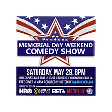 Memorial Day Weekend Comedy tickets