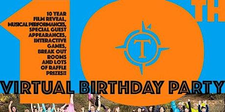 TEA's 10th-Birthday Celebration tickets