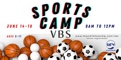 Sports Camp VBS tickets