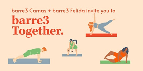 barre3 Together in Clark County tickets