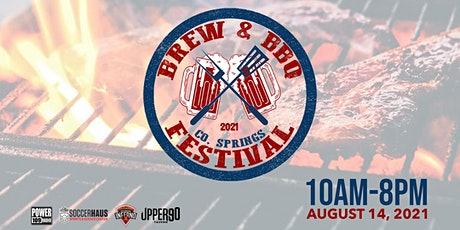 Brew & BBQ Festival tickets