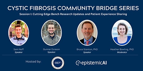 Cystic Fibrosis Community Bridge Series - Session 1 tickets