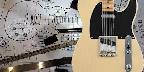 Build Your Own Guitar Workshop billets