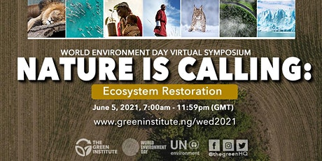 The World Environment Day 2021 tickets