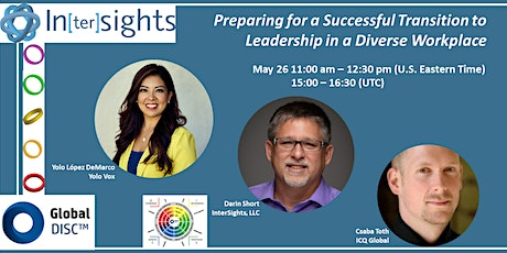 Planning for Successful Transition to Leadership in a Diverse Workplace tickets