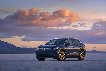 The ID.4 Roadshow: Test Drive the All-Electric Volkswagen ID.4 tickets
