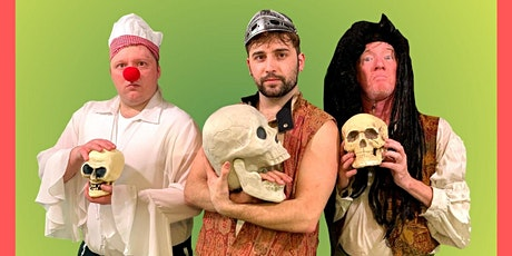 Dinner Theater Comedy:  The Complete Works of Shakespeare (Abridged!) tickets