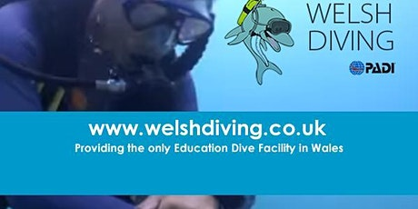 SCUBA DIVING - TRY DIVES (Bryntirion School Bridgnd ) tickets