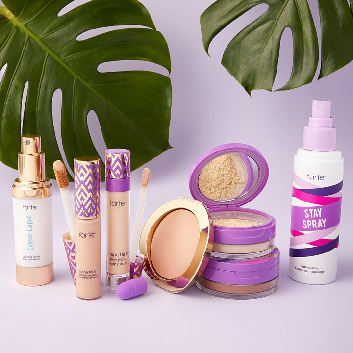 Celebrate the Launch of tarte's Shape Tape™ Collection at Sephora Canada image