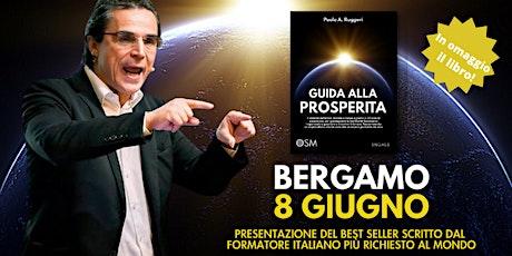 """PRESENTAZIONE LIBRO """"GUIDA ALLA PROSPERITA' """" biglietti"""