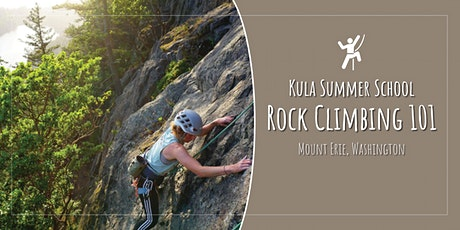 Kula Academy Summer School: Rock Climbing 101 tickets