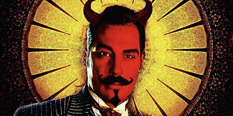 The origins of Satan with the Gentleman Psychic tickets