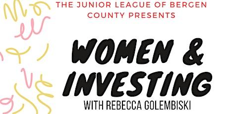 Women & Investing tickets