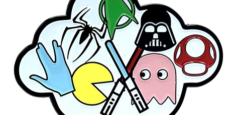 Geek Pride Day 1M 5K 10K 13.1 26.2-Participate from Home. Save $5 Now! tickets